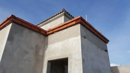 construcción obra gruesa, llave en mano con o sin material