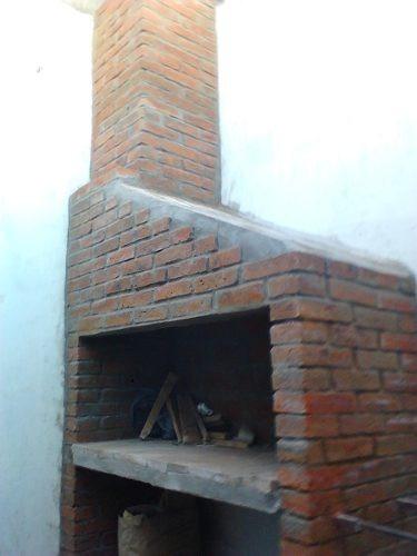 Construcci n parrilleros hornos y estufas a le a ladr en - Hornos a lena construccion ...