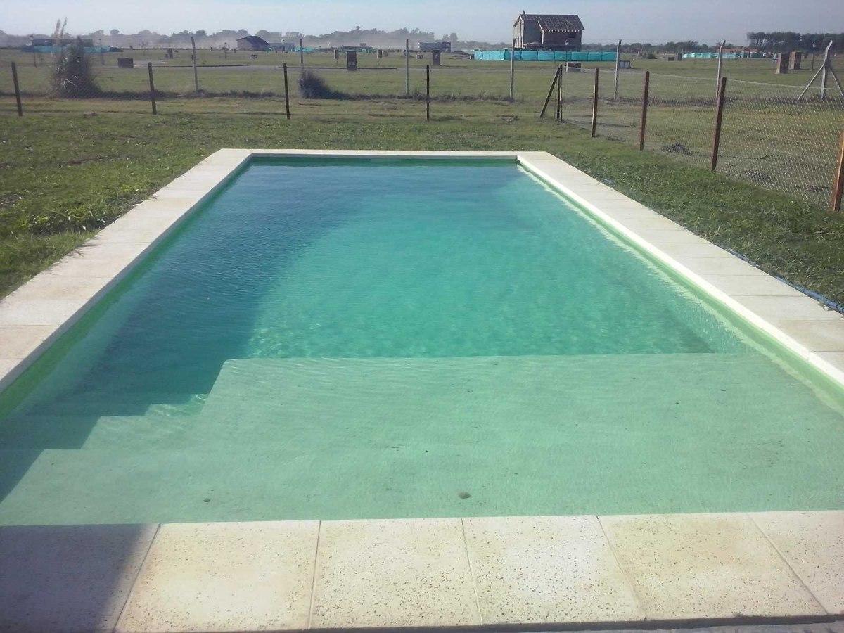 Construcci n piletas de hormig n aguadelta 8 x 4 zona for Piletas de agua salada en zona sur