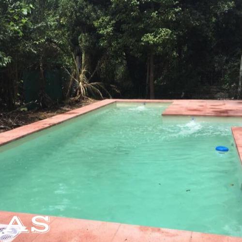 construcción piscina pileta de hormigón