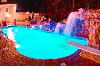 construcción piscinas cascadas piletas  rafo 954155927