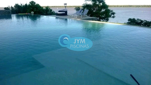 construcción piscinas con