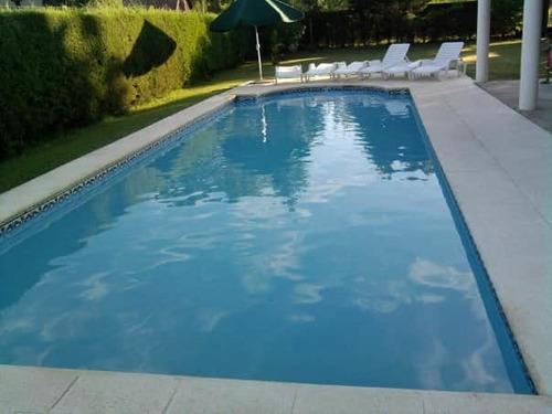 construcción piscinas de hormigón 8x4