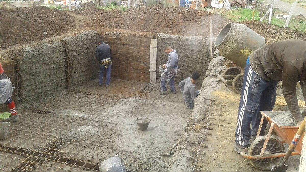 Construcci n piscinas de hormig n lista para usar 10 dto for Construccion de piscinas argentina