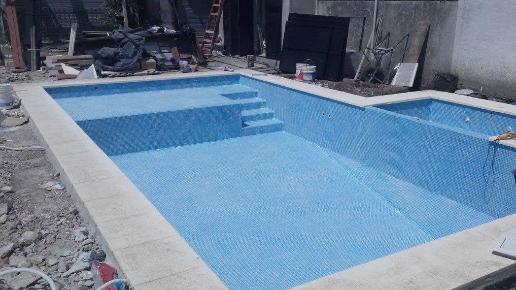 Construcci n piscinas de hormig n promo 8x4 en mercado libre - Precio piscina obra 8x4 ...