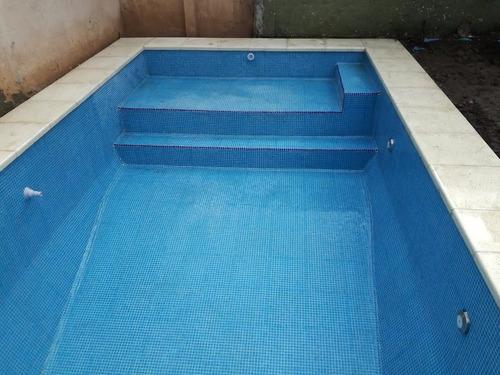 construcción piscinas de hormigón promo 8x4