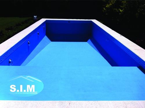 construccion piscinas / piletas de hormigon