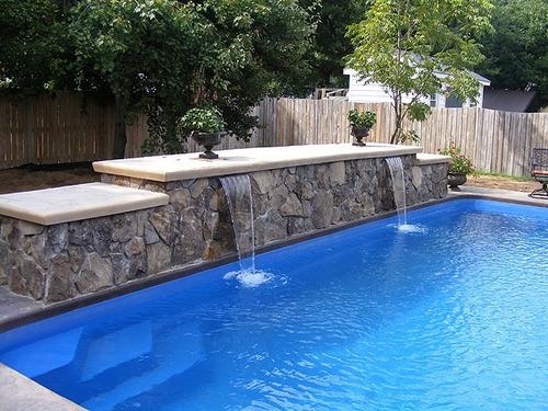 construcción piscinas piletas de hormigón  armado