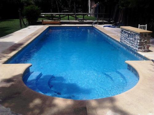 construcción piscinas rio