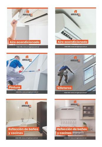 construcción remodelación refaccion bano cocina casas