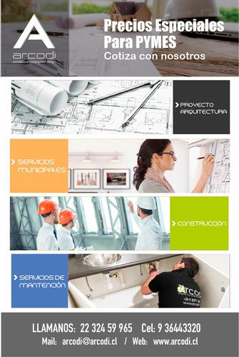 construcción, remodelación y tramites municipales
