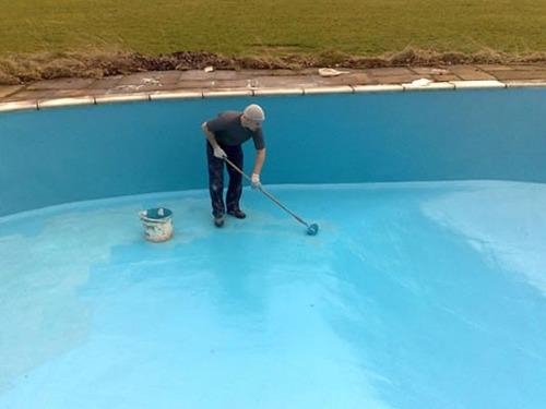 construccion  reparacion piscinas de hormigon