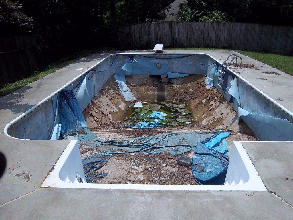Construccion reparacion piscinas de hormigon fibra y - Precio piscina hormigon ...