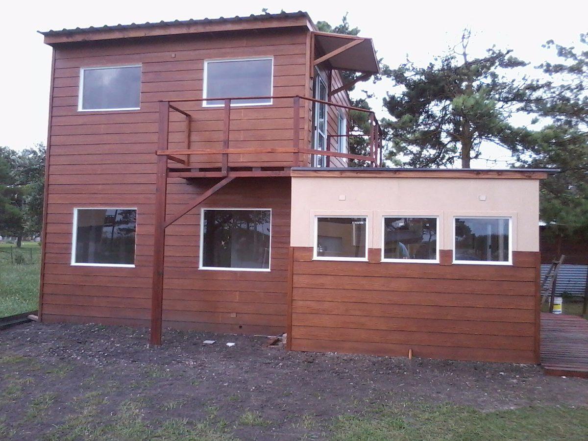 Construcci n en seco construcci n steel framing for Casa minimalista steel framing