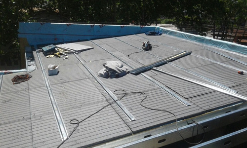 construcción seco/steel frame/cielorraso y tabique durlock