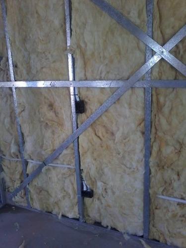 construcción steel framing ian (ampliación - refacción)