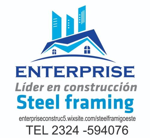 construcción steel framing llave en mano