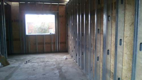 construcción steelframing $9.900