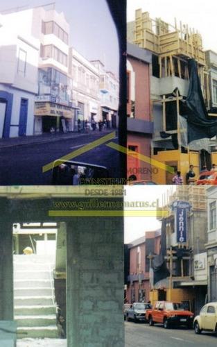 construcción viviendas ,obras civiles en general  desde 1981