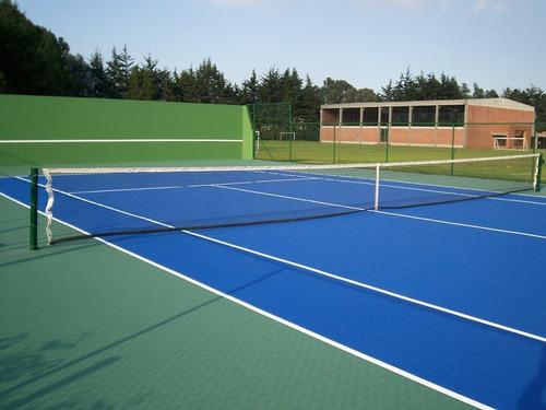 construcción y mantenimiento campos deportivos