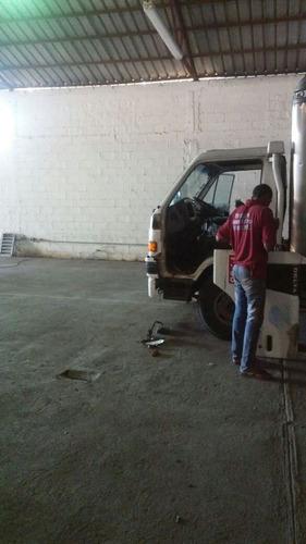 construcción y reparacion de camas para camiones