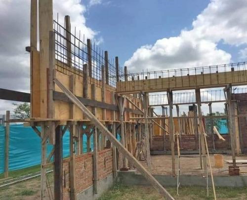 construcciones casas $15.000m2 escalera de hormigon losa