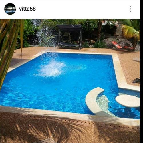 construcciones de piscinas y equipos de osmosis inversa