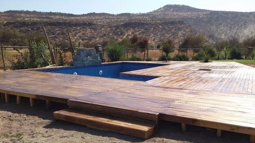 construcciones de piscinas y reparaciones