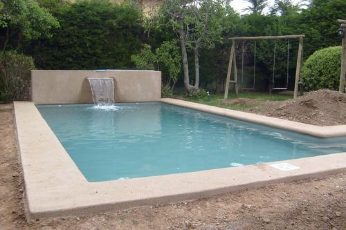 construcciones de piscinas y revestimiento