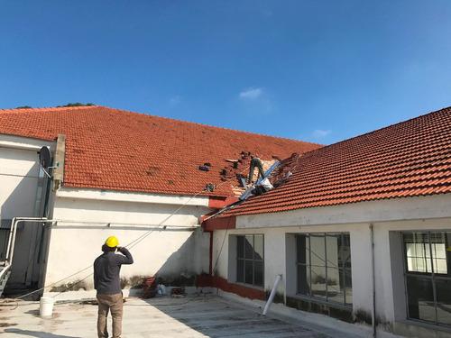 construcciones en general chapas arreglos canaletas empresas
