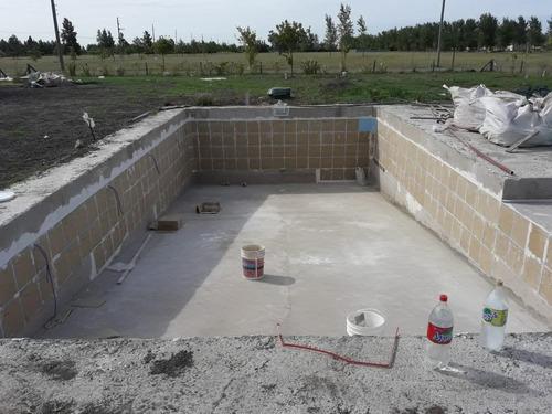 construcciones en general (piscinas / piletones,reparaciones