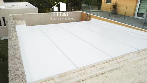 construcciones isopanel techos paredes modulos contenedores