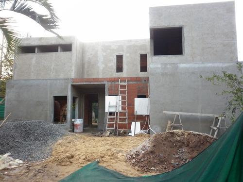 construcciones pilar tipo llave en mano. mano de obra 4200
