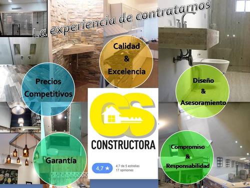 construcciones refacciones locales comerciales muebles etc