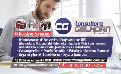 construcciones y refacciones - consorcios y negocios