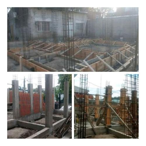 construcción,refaccion,llave en mano y obra gruesa ,m.m.o