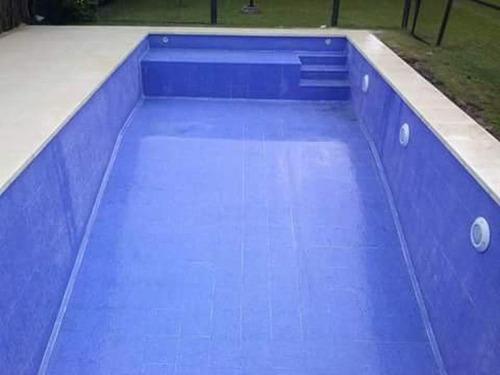 construcion y reparacion de piscinas en gral.