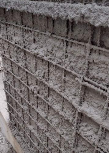construção de casa de isopor eps