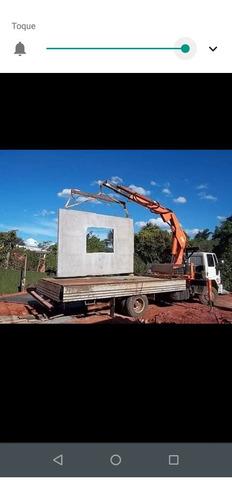 construção de casa premoldado
