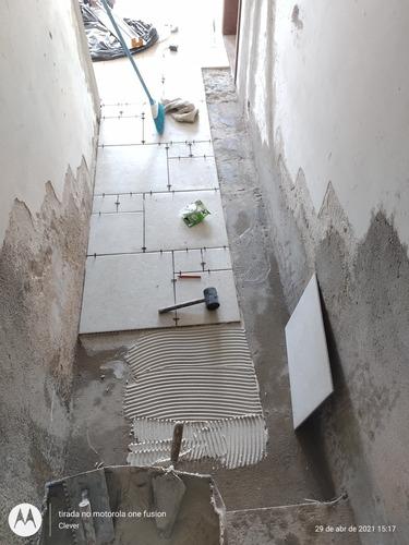 construção de obras, reforma, reboque,piso, revestimento