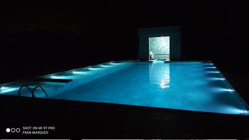 construção de piscinas e serviço de engenharia