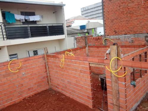 construção e acabamento