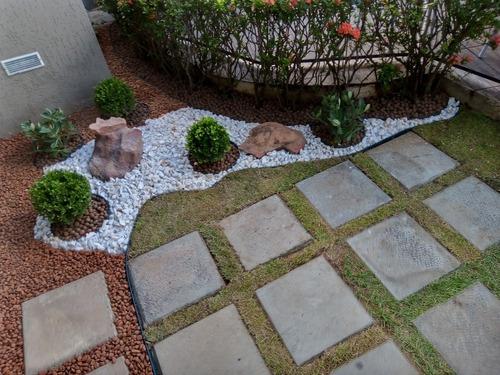 construção, reformas e manutenção de jardim