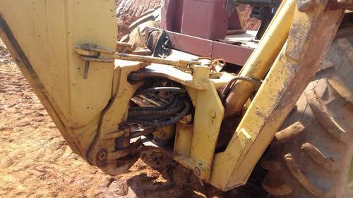 construção retroescavadeiras maquinaria