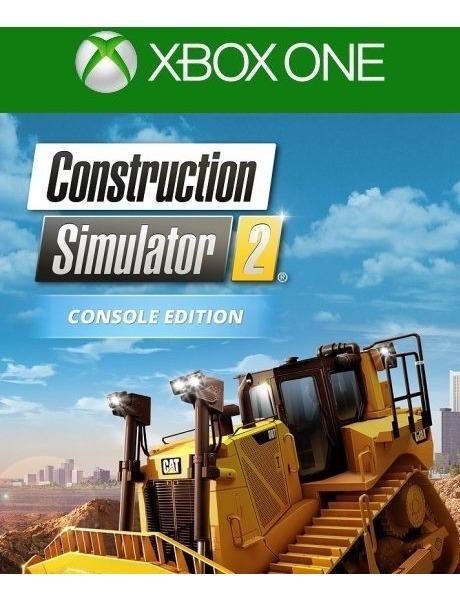 Construction Simulator 2 - Digital Online Xbox One