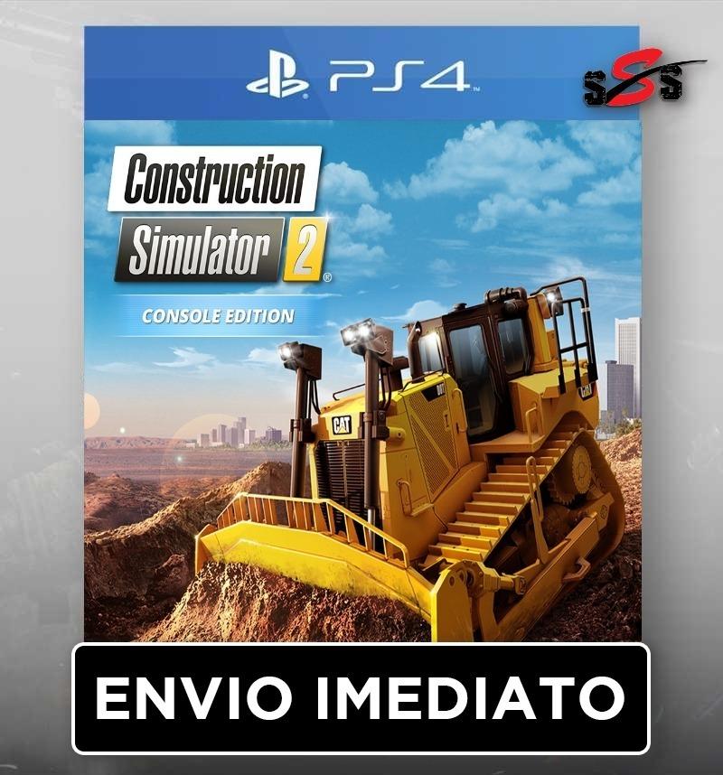 Construction Simulator 2 Edition / Ps4 Digital Code Psn I