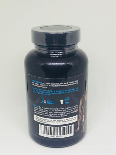 constructor muscular  impulsor de oxido nítrico, 90 capsulas