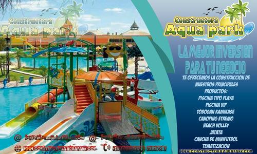 constructora aqua park