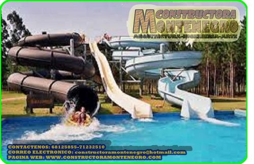 constructora de piscinas tipo playa de diferentes modelos