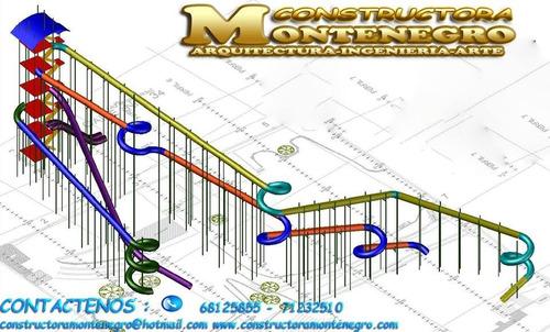 constructora montenegro, eficiencia responsabilidad